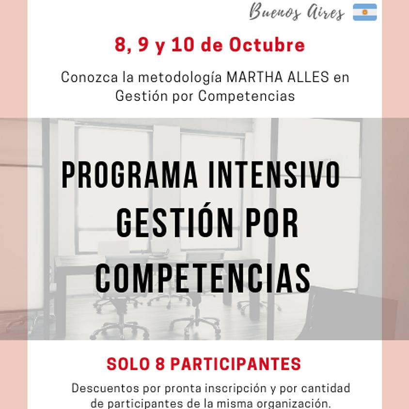 🇦🇷 Programa Intensivo Gestión por Competencias en Buenos Aires