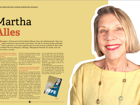 Líderes de Iberoamérica - Nota en Revista Calidad Empresaria