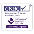 CNHC accredited and registered member