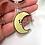 "Thumbnail: ""Moon and Stars Cutie"" - Acrylic Keychain"