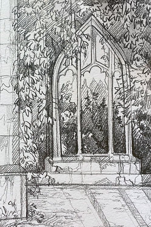 """""""Gaia's Altar"""" - Art Print."""