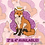 "Thumbnail: ""Royalty Series - Fox"" - Sticker."