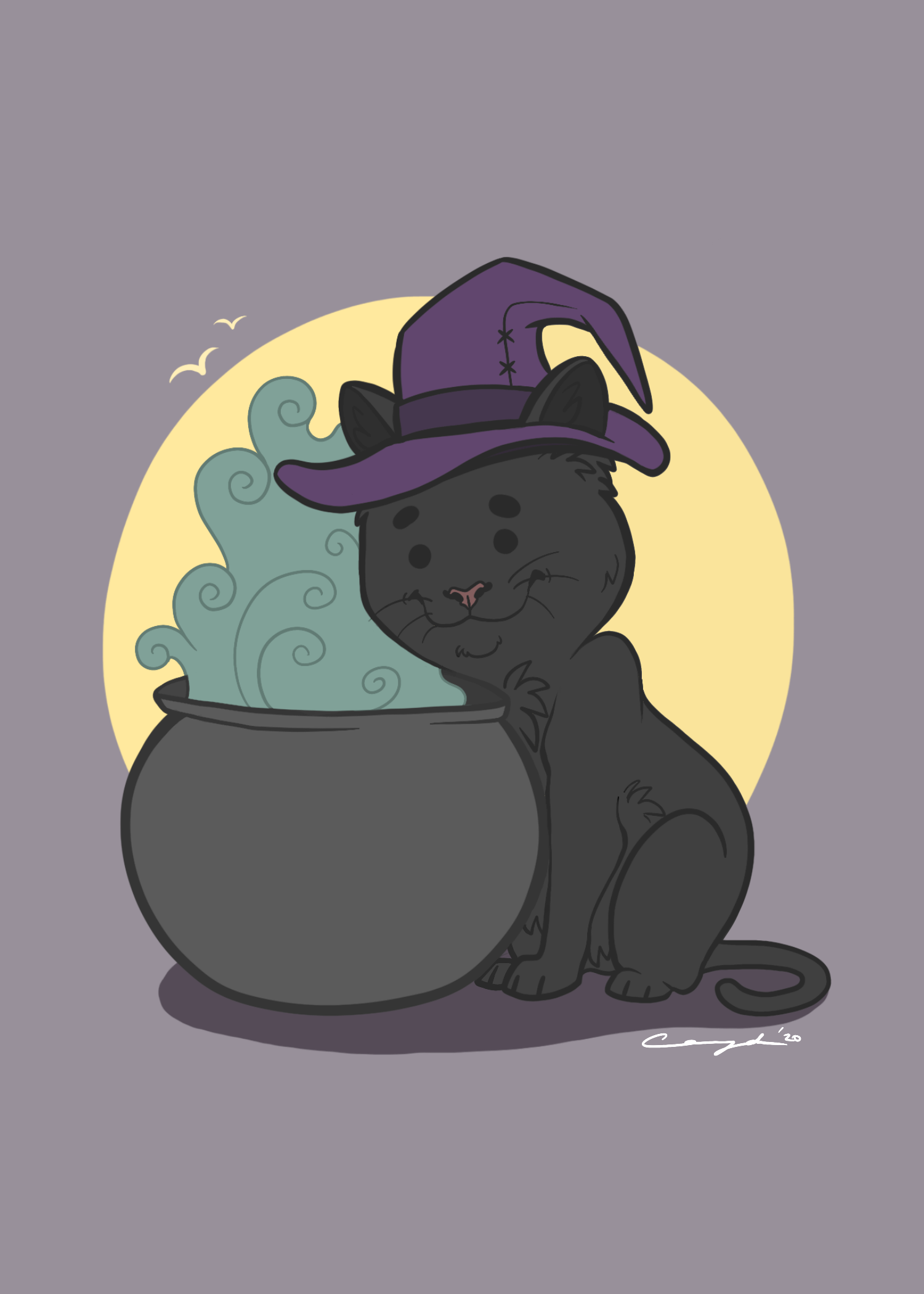 """""""The Cutest Witch"""""""
