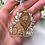 "Thumbnail: ""Royalty Series - Lion"" - Keychain."