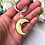 "Thumbnail: ""Moon and Stars Cutie"" - Acrylic Keychain"