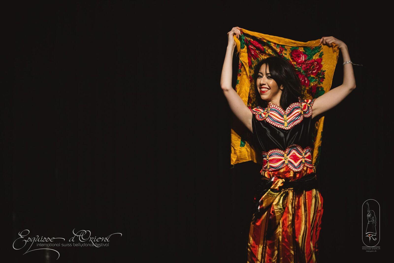 Danse orientale Toulouse