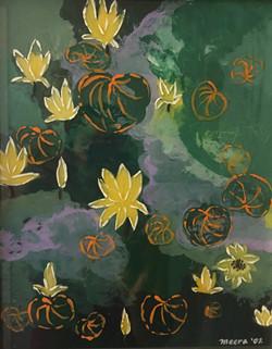 Lotus at first light