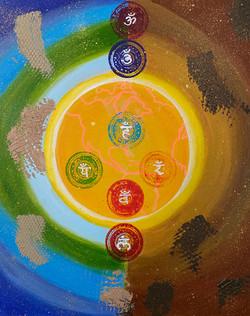 Balance Earth's Chakras (Ripple Series)