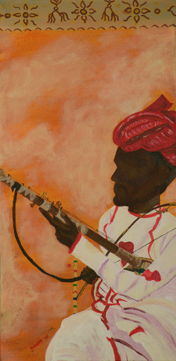 Folk Musician