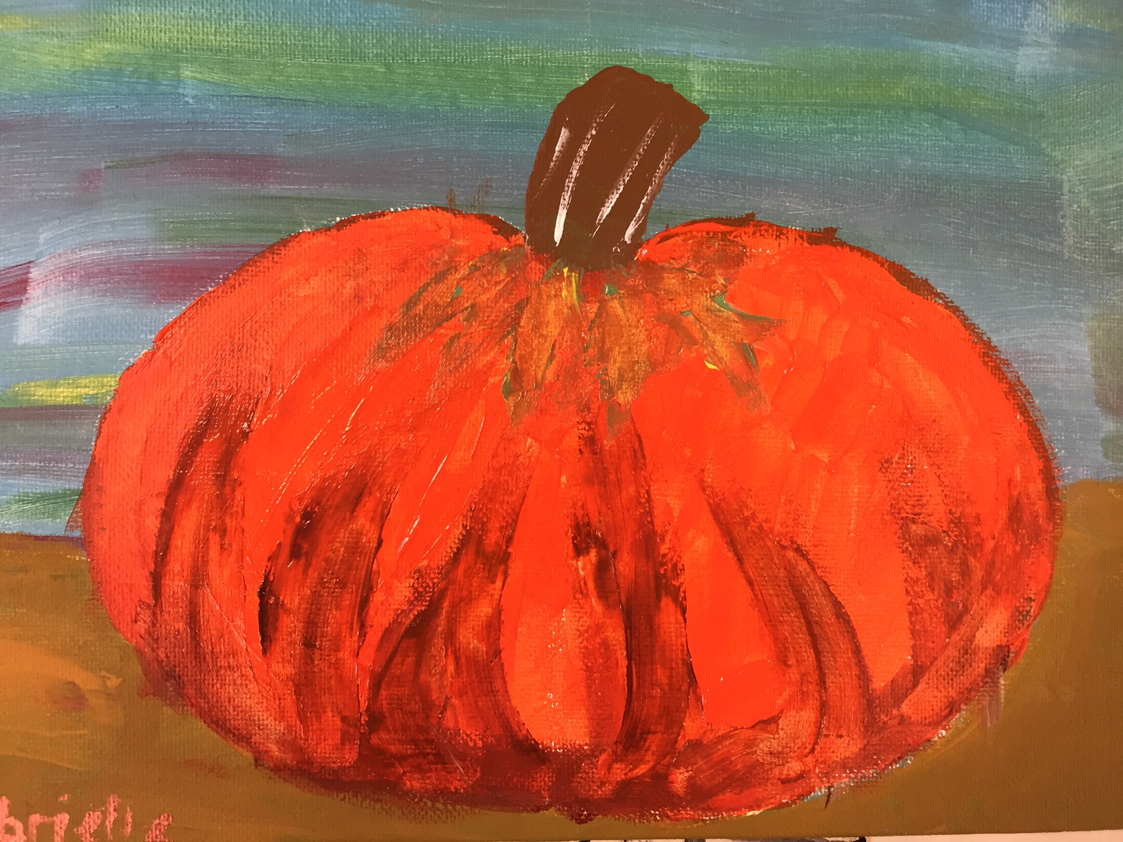 Fall Pumpkin1