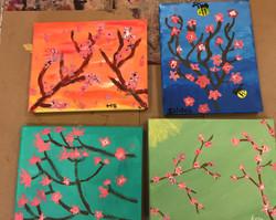 cherry blossoms-2