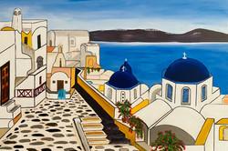 Oia, Santorini (Greece)