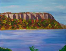 Hudson River Palisades