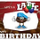 Thumbnail: Wholesale - Life's A Latte Fun Happy Birthday