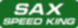 Sax Speed King Logo