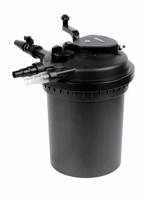 PondMax 2400 pressurized filter with UVC