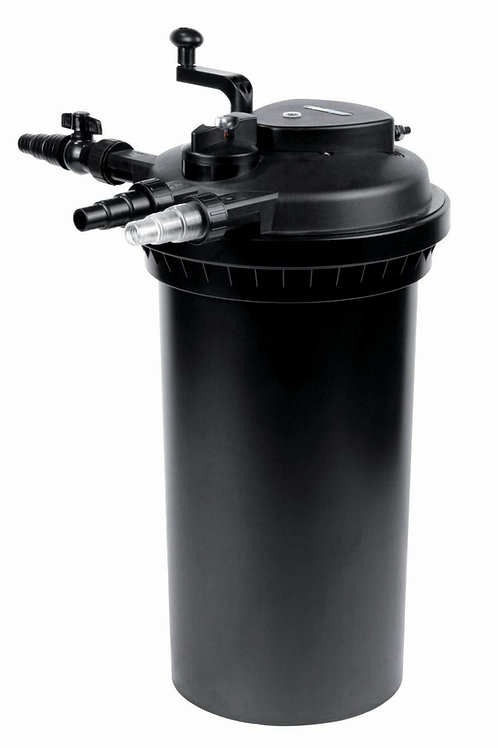 PondMax 3600 pressurized filter with UVC