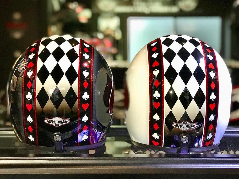 横浜ホットロッドカスタムショー特別販売のヘルメット