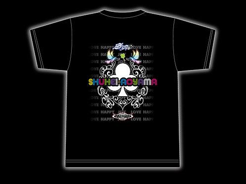 青山周平2021年No.1Tシャツ「PEACE」