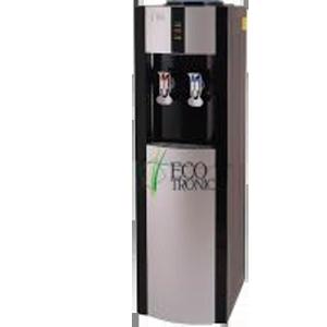 Кулер для воды Ecotronic H1-LF Black c холодильником
