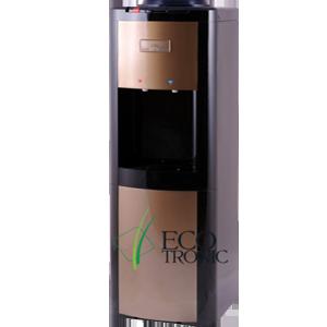 Кулер для воды Ecotronic P4-L black/gold