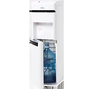 Кулер для воды с нижней загрузкой бутыли Smixx HD-1363 С White