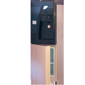 Кулер для воды со шкафчиком Aqua Work 3-W бронзовый