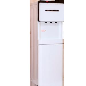 Кулер для воды со шкафчиком Aqua Work V908 белый