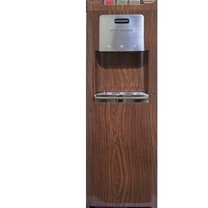 Кулер для воды ELECTROTEMP 8LIECHK-SC-WF Красное дерево с нижней загрузкой