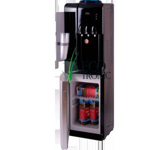 Кулер для воды Ecotronic C7-LF black/silver с холодильником