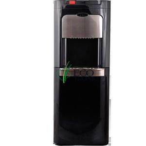 Кулер для воды Ecotronic C8-LX black с нижней загрузкой бутыли