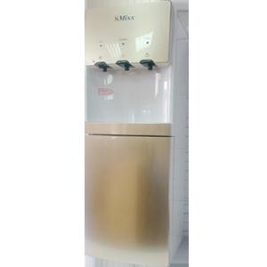 Кулер для воды со шкафчиком SMixx HD-1578 В золотой с белым