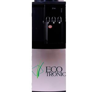 Кулер для воды Ecotronic C7-LCE black/silver