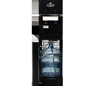 Кулер для воды Smixx SF300C Черный с нижней загрузкой бутыли