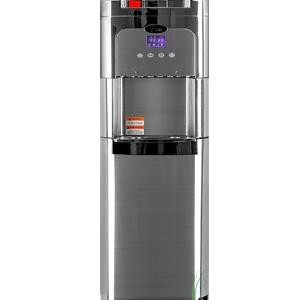 Кулер для воды Ecotronic C11-LXPM chrome с нижней загрузкой бутыли