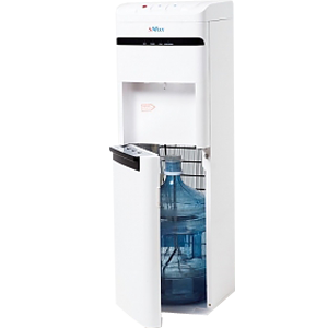 Кулер для воды с нижней загрузкой бутыли Smixx HD-1363 B White
