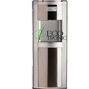 Кулер для воды Ecotronic P9-LX Silver с нижней загрузкой бутыли