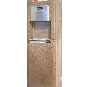 Кулер для воды ELECTROTEMP 8LIECHK-SC-WF Ясень с нижней загрузкой бутыли