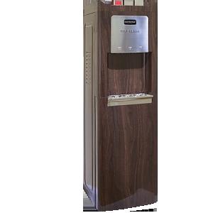 Кулер для воды ELECTROTEMP 8LIECHK-SC-WF Орех с нижней загрузкой