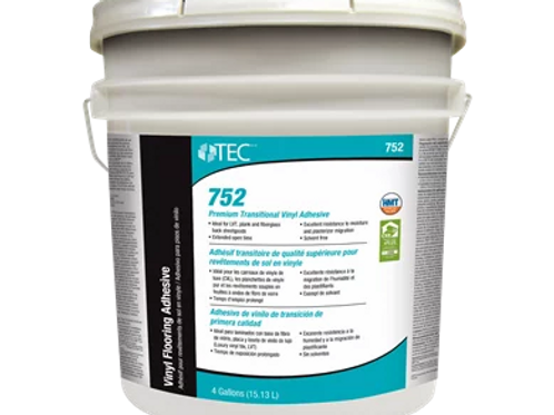 Tec 752 Premium Transitional Vinyl Adhesive (2 Pack)