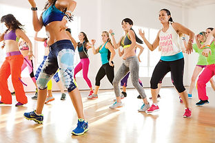Zumba Dance Classes at World Gym