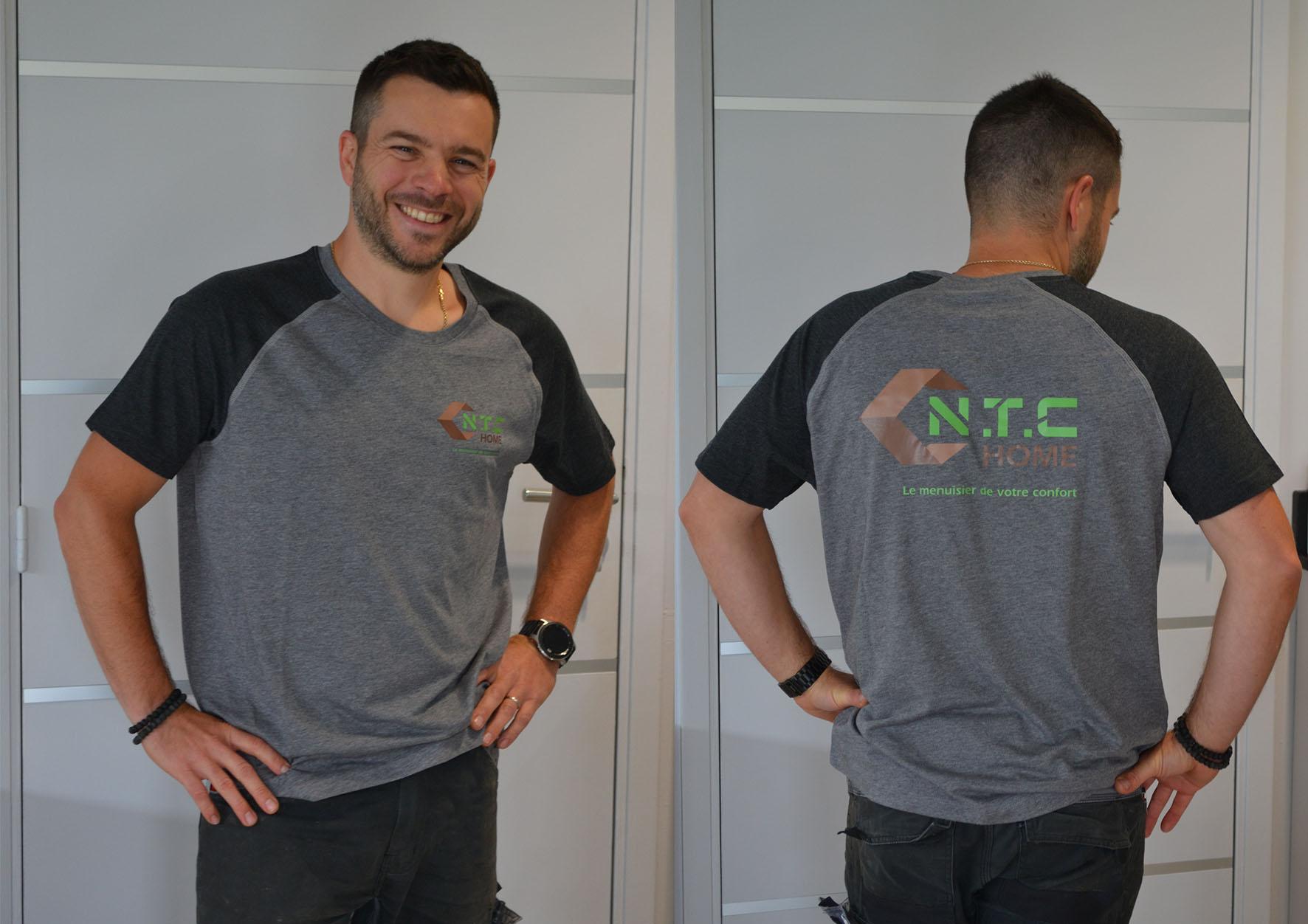 Tee-shirts NTC Home