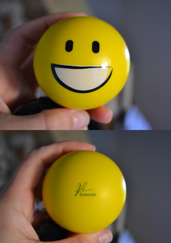 Balles Anti-Stress