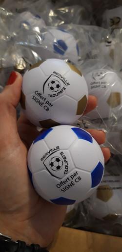 Ballons foot anti-Stress