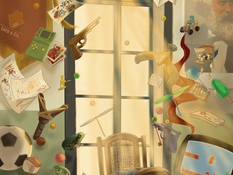 【自家劇本】《時光博物館》|你還記得曾經的你,是個怎樣的孩子嗎?(無劇透)