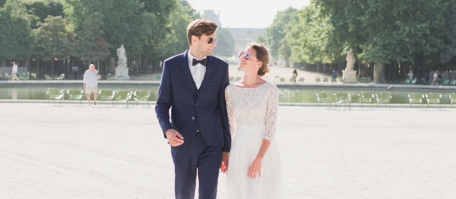 #FrenchBride n°21- Flora
