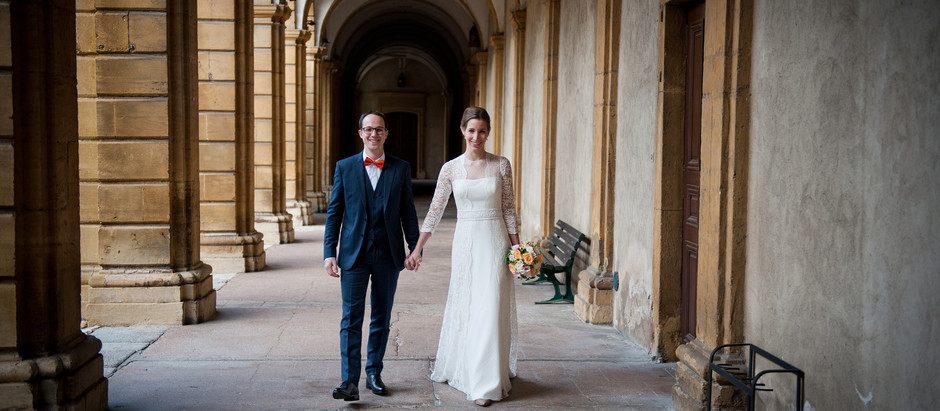 #FrenchBride n°16- Anne-Claire
