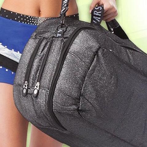 Glitter Weekender Bag - VARSITY
