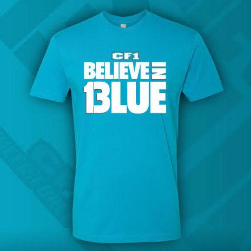 Believe in Blue T-shirt