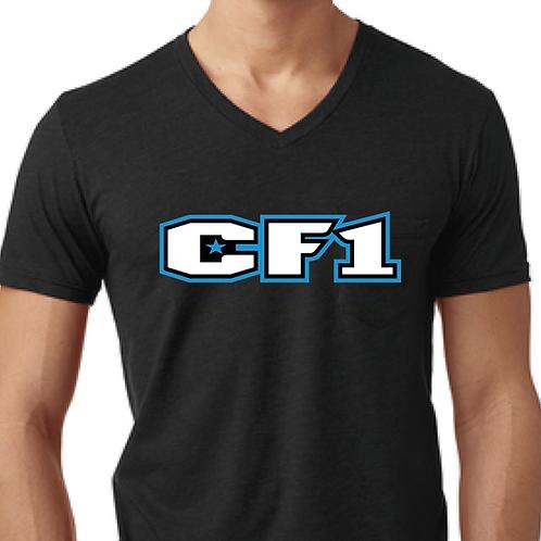 CF1 V-Neck [Short-sleeve]